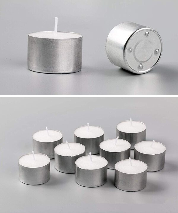 tealight candles for home decoration