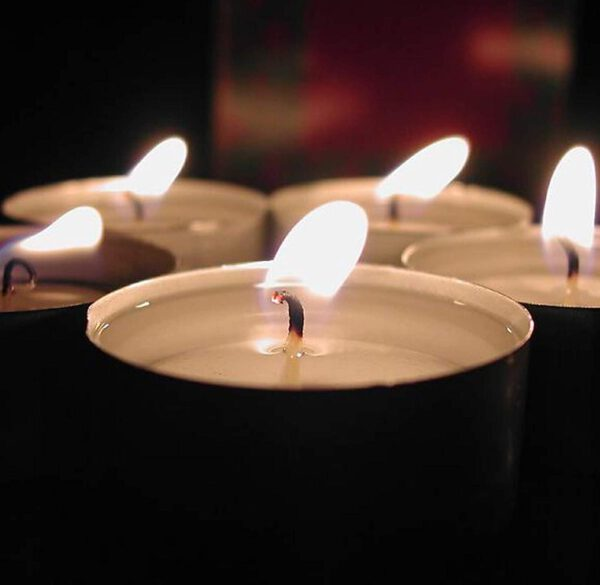 long burning time tealights for decoration