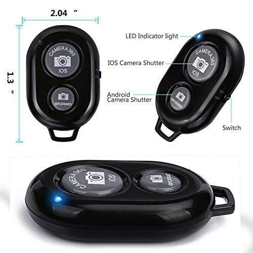 shutter remote controller