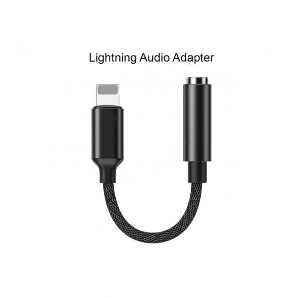 lightning audio adapter for ios devices
